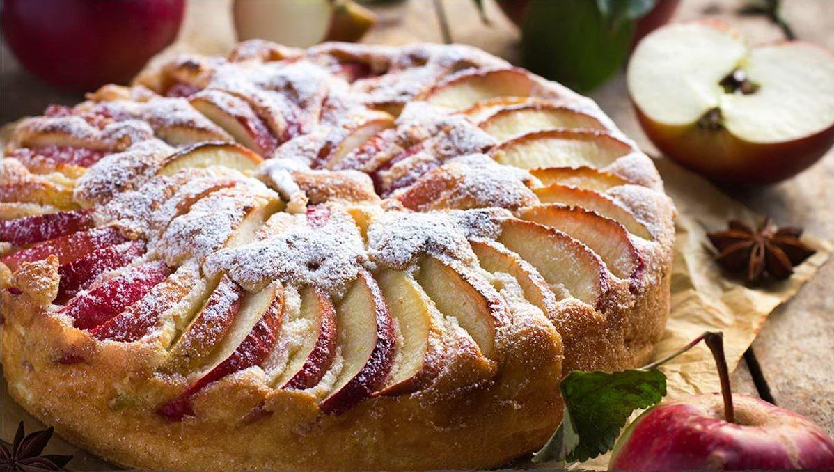 Omas Apfelkuchen